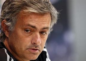 Mourinho también está triste: