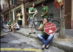 La Justicia dictaminó 167.000 desahucios de alquileres o hipoteca en 2012
