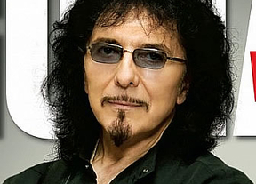 El legendario guitarrista de Black Sabbath, Tony Iommi, anuncia que padece cáncer