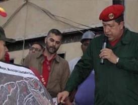 Chávez ordenó tomar tierras abandonadas