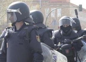 Interior ha gastado, este año, 650.000 euros en material antidisturbios