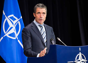 La OTAN no se sumaría al ataque contra Assad aunque le responsabiliza del uso de armas químicas
