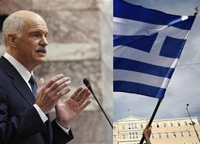 La crisis del gobierno griego se acelera: Papandreu ofrece su 'cabeza'