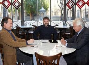 Movimientos secesionistas: Mas debate con Felipe González y Durán pide competencias para hacer el referéndum