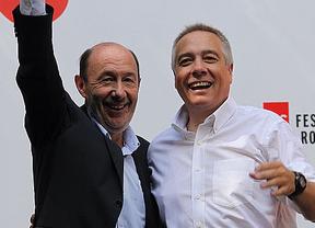 Otro lío para Rubalcaba: el PSC se volverá a desmarcar hoy del PSOE y votará a favor de la consulta catalana