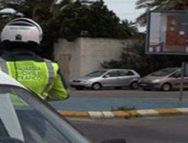 Detenido por circular en sentido contrario en la autovía y triplicar la tasa de alcoholemia