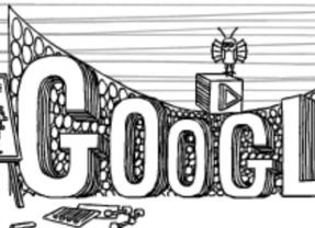 Un nuevo 'doodle' interactivo para homenajear a 'Ciberiada'