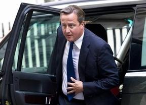 Cameron hablará urgentemente con Rajoy para que
