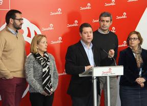 García-Page: el PSOE no se plantea pactos ni con el PP ni