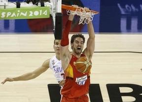 España 'se entrena' con Serbia  y ya prepara su cruce de octavos ante Senegal (89-73)