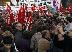 Los sindicatos empiezan a hacer sonar los 'tambores' de una huelga general