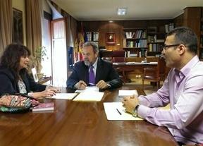 Jesús Labrador se compromete a estudiar el Pacto regional por la Inmigración de CCOO