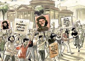 El retrato más famoso del Che sirve de punto de partida para un cómic sobre su vida