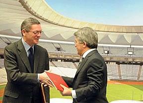 Así quedará el nuevo estadio del Atleti, La Peineta