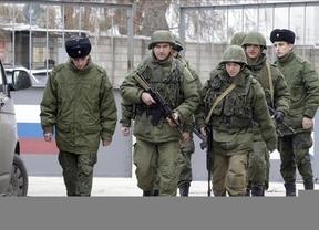 Un primer muerto en Crimea por disparos acrecienta el temor al inicio de la guerra