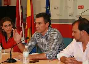 El PSOE prepara a sus militantes para una Conferencia Política con cinco ejes y sin fecha para las primarias