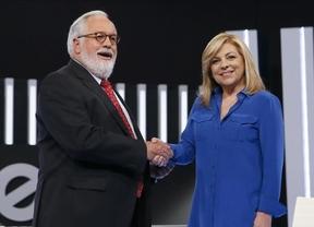 La vida y la política siguen igual: PP y PSOE estiman y anuncian que sus respectivos líderes ganaron el debate electoral europeo