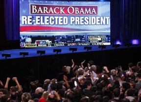 La lectura negativa para Obama: pierde votos ciudadanos respecto a 2008 y los republicanos ganan en más estados