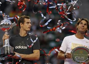 Un Murray cada vez mejor ya es el tercero en la lista ATP, aunque no amenaza a Nadal... de momento