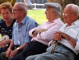 La pensión media en Andalucía se sitúa en 733,23 euros en el mes de febrero