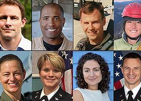 La NASA prepara a 8 nuevos candidatos a astronautas