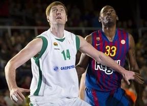 El Barça de basket se apunta el primer de los 5 partidos de los 'play offs' de la Euroliga