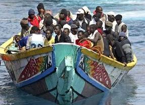 Guardias civiles, 'empotrados' en países africanos para avisar sobre la emigración