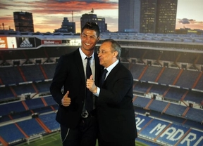 Cristiano Ronaldo trata de calmar las aguas: