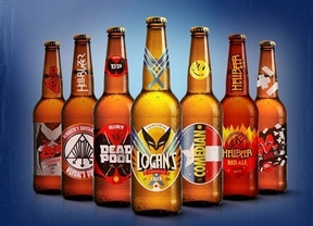 Los personajes de cómic estrenan su propia cerveza gracias a Butcher Billy