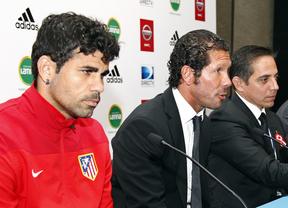 División de opiniones rojiblancas: Costa quiere el Balón de Oro para Ronaldo y Simeone para Messi