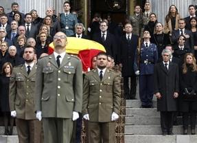 El funeral de Suárez reunirá en la Almudena a las máximas autoridades