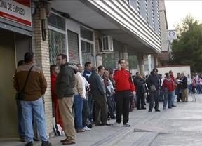 Valencia es la segunda comunidad en la que más subió el paro en enero
