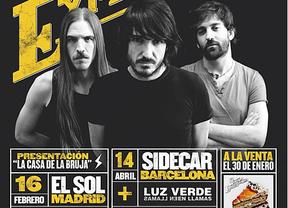 Última Experiencia presenta en una gran fiesta en Madrid su LP de debut