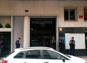 Este viernes, nuevo registro policial en el despacho de Rodrigo Rato