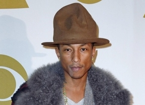 Pharrell Williams cancela sus conciertos en Barcelona y Madrid