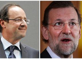 Rajoy considera que Hollande no tiene ni remota idea de cómo están los bancos españoles
