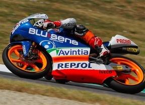 Viñales vence sobre la línea de meta en el Gran Premio de Italia y acecha a Cortese