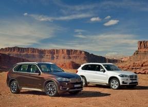 BMW incorpora un motor de 4 cilindros y tracción trasera a la gama de su modelo X5