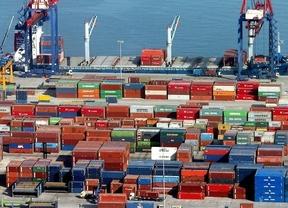Del mal, el menos: las exportaciones crecen y moderan la caída del PIB sólo al 0,1%