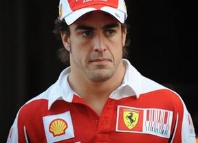 El 'cacharro' de Ferrari sigue hundiendo a Alonso, lejos de la cabeza en los entrenamientos de Corea