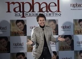 Raphael será el protagonista de la nueva película de Álex de la Iglesia