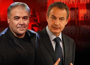 ¿Es el fin del mundo?: Zapatero rompe su silencio en la tele amiga, 'La Sexta', justo cuando Rajoy hace un año en el Gobierno