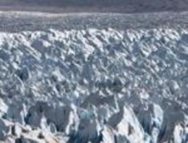 Un glaciar retrocedió cuatro kilómetros en casi 80 años