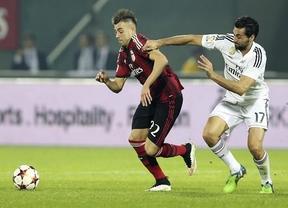 El Real Madrid se queda sin magia ante el Milan en el último partido del año (2-4)
