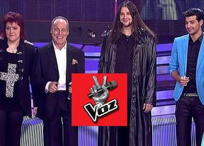 Final de 'La Voz': Maika, Rafa, Pau y Jorge son los finalistas.... ¿pero quién es el favorito?