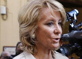 Esperanza Aguirre sentencia a Telemadrid: