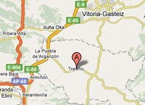 La muerte de una niña de Treviño se convierte en debate político sobre las fronteras del País Vasco