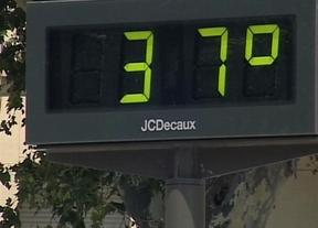 Altas temperaturas este lunes en Ciudad Real, Albacete, Toledo y Cuenca