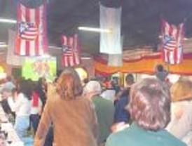 Los festejos españoles se sintieron en Buenos Aires