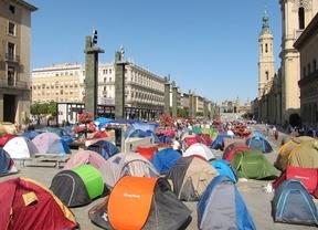 Madrid reconoce que invitar al 15-M a acampar en la Casa de Campo fue una